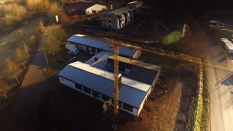 NTC GmbH - Anbau 1