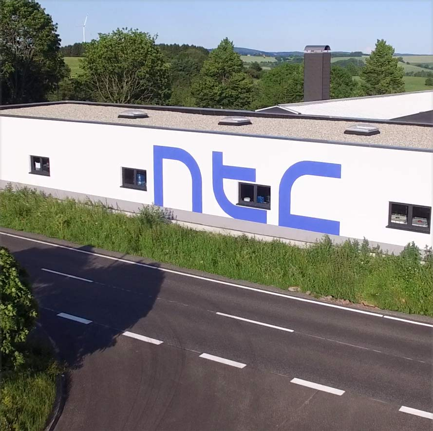 NTC GmbH - Annexe Finished