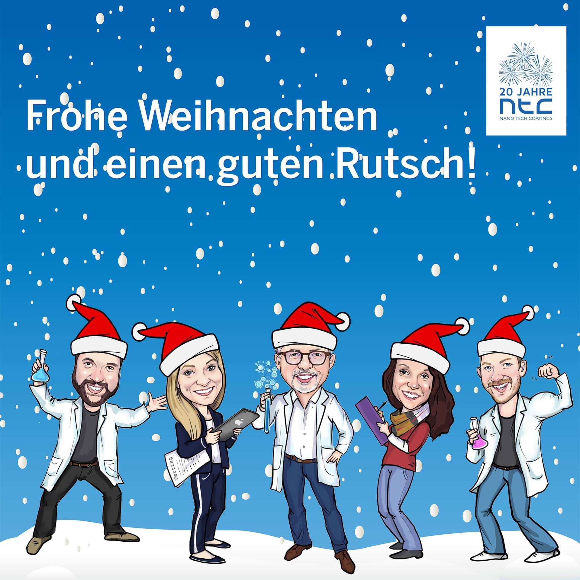 NTC Weihnachten