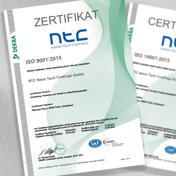 Zertifikate-SQUARE