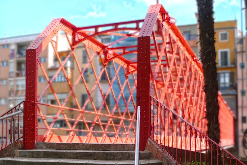 NTC GmbH - Eiffelbrücke Girona