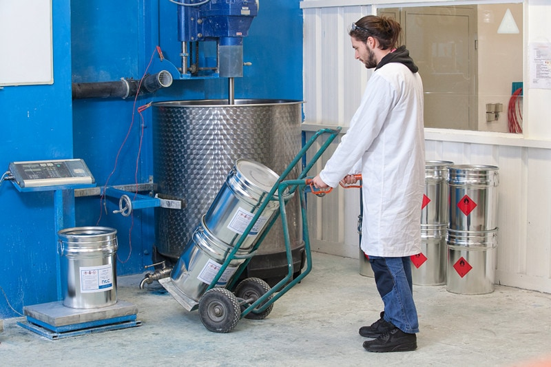 NTC GmbH - Produktionsanlagen