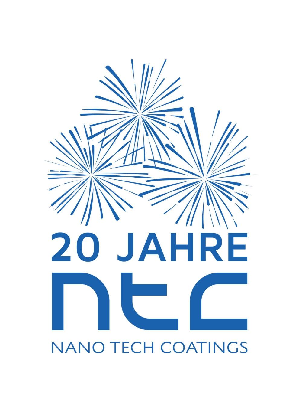 20 Jahre NTC Logo