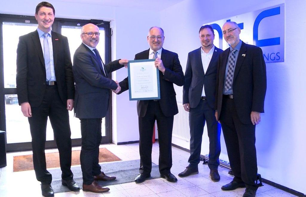 NTC GmbH - Umweltpakt 2